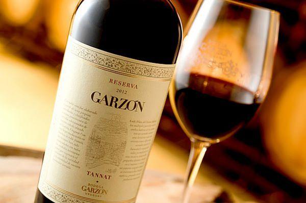 Productos gourmet Garzon Tannat Reserva 2012
