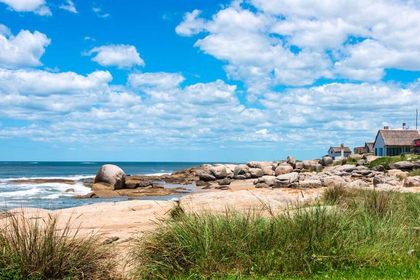 Playas de Uruguay Punta del Diablo