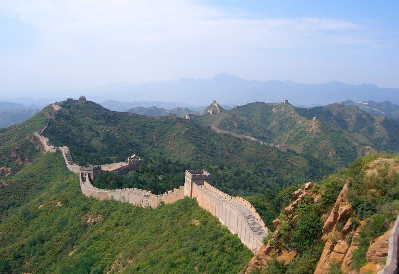 destinos turísticos-muralla-china