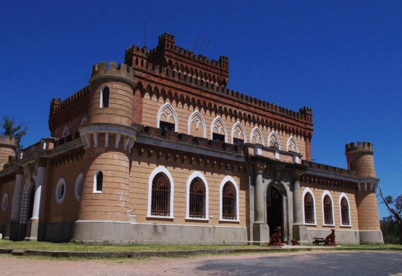 actividades turisticas - castillo de piria