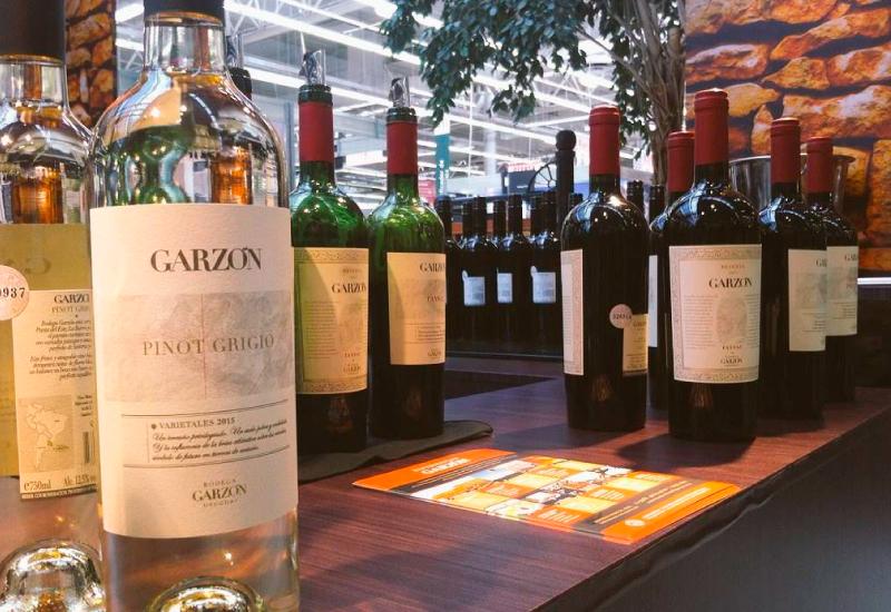 Salón del Vino - Bodega Garzón