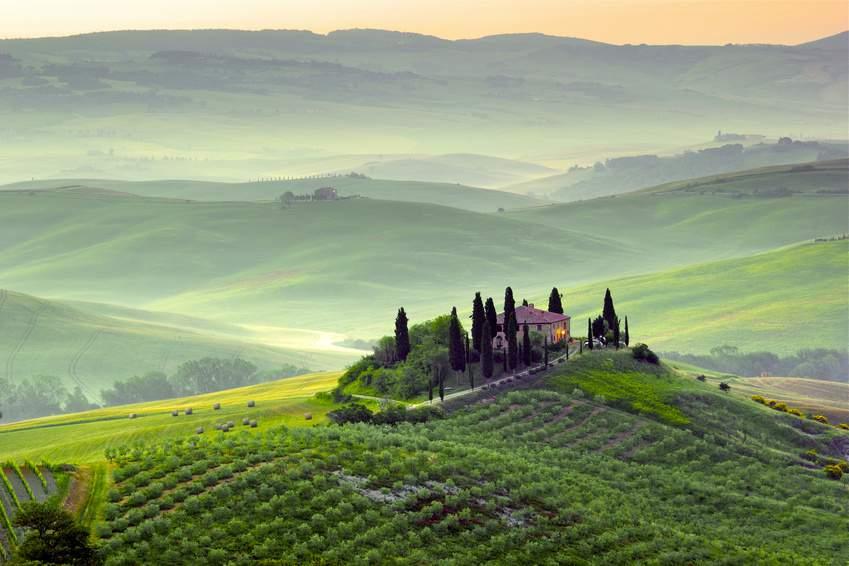 Toscana lugares turisticos del mundo