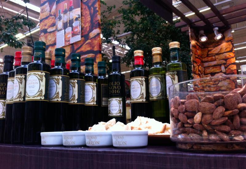 Salón del Vino - Aceites