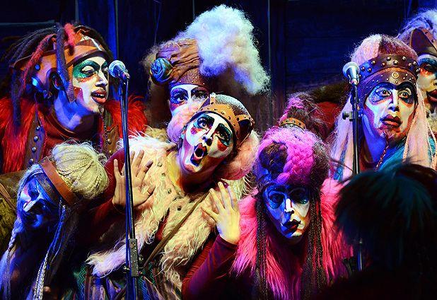 Murga Uruguaya and its more popular songs
