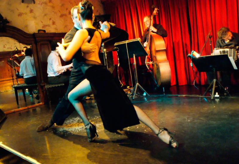tango uruguayo