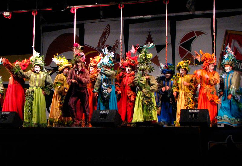 carnaval del uruguay 2