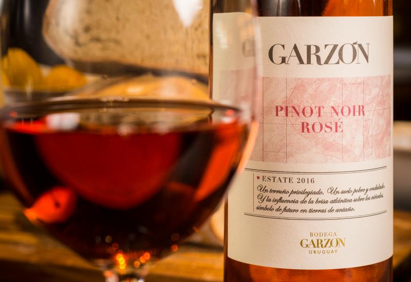 maridaje vino rosado