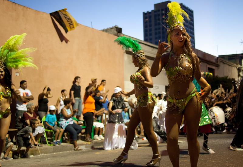 baile tipico de uruguay