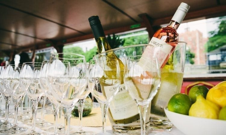 Presentation of our new wine portfolio in London