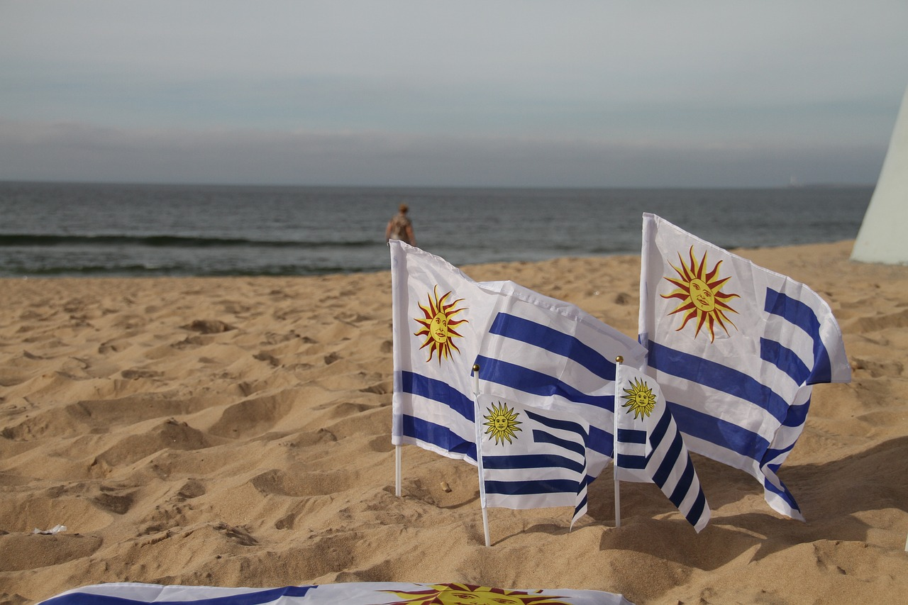 Playa de Uruguay