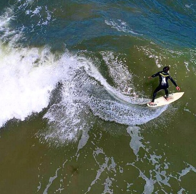 Playa Punta del Este, Uruguay