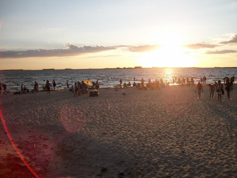 Las playas de agua dulce de Uruguay, un paraíso natural