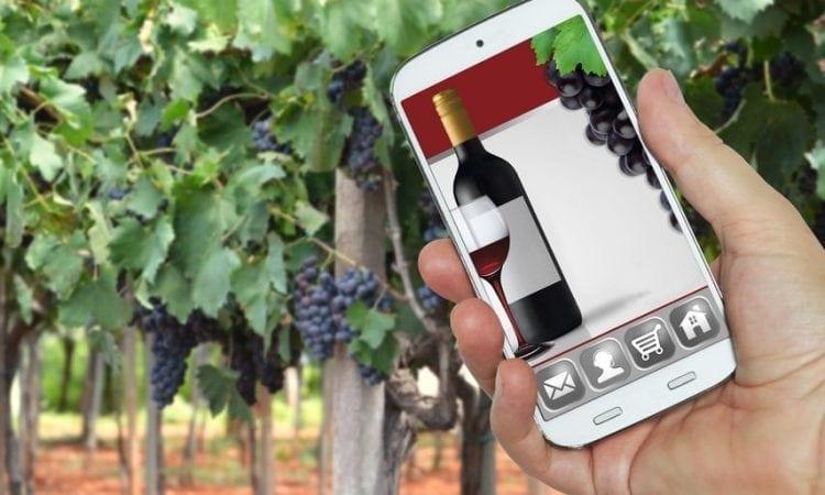 5 aplicaciones del mundo vitivinícola