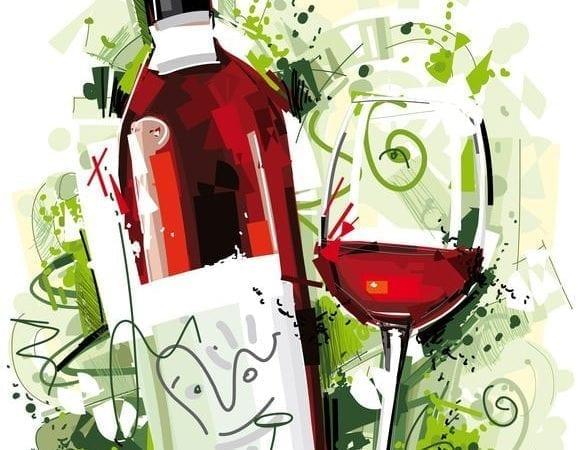 Beneficios de tomar vino tinto