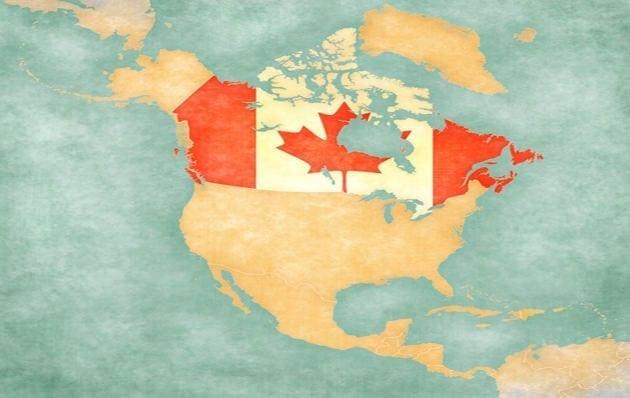 Vinos del mundo: Canadá