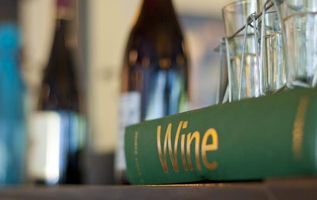 5 novelas sobre el vino