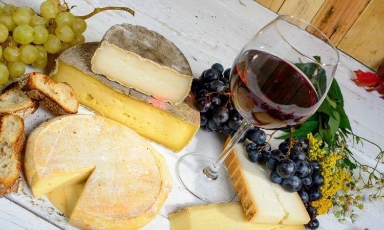 Vino y queso: una combinación perfecta