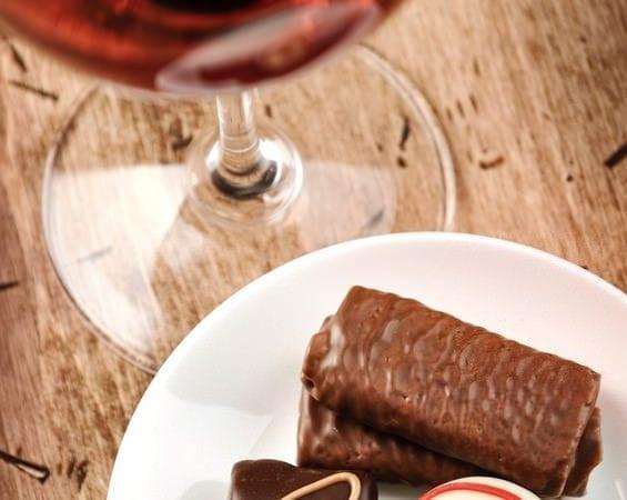 Vino y chocolate, un maridaje posible