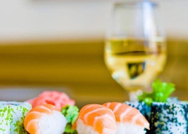 Maridaje de la cocina oriental y el vino