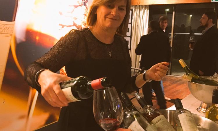Catadoras de vinos: Nani Bidegain, la sommelier de Garzón