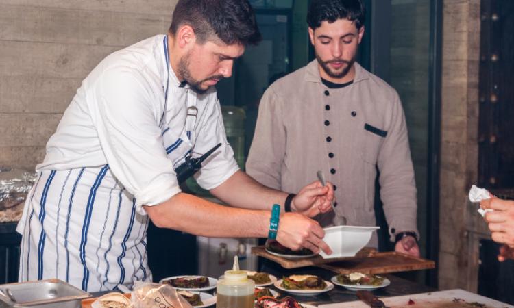 Conversando con Ricki Motta, el chef de Bodega Garzón