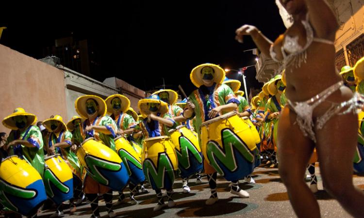 Momo: el dios del Carnaval