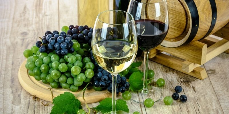 Wine color: discover the reason for its shades