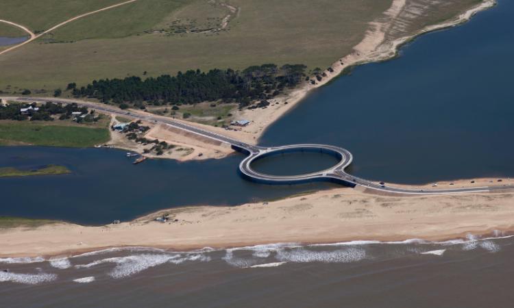 Puente Laguna Garzón: conozca la historia del famoso puente