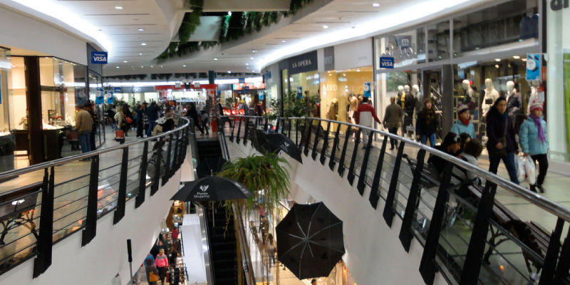 Shopping in Punta del Este and other shopping drives