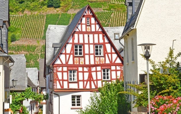 Ruta del vino de Alemania