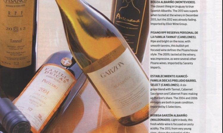 Bodega Garzón: recomendación de Wine Enthusiast