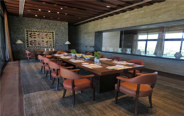 El nuevo restaurante de Bodega Garzón