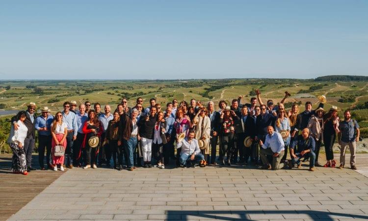 Presentamos Balasto 2016 en Uruguay