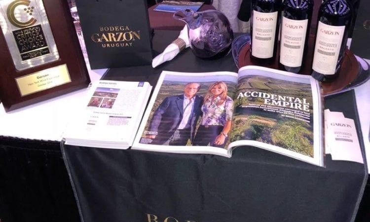 Bodega Garzón en New York Wine Experience