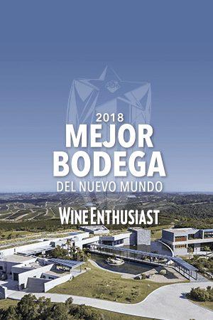 Melhor vinicola do novo mundo