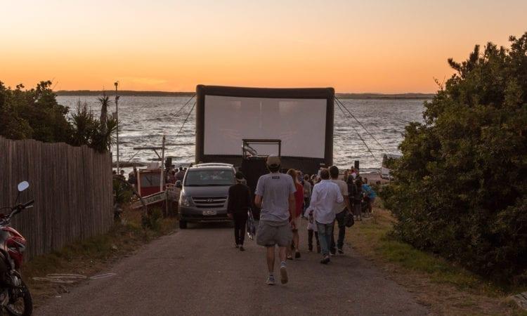 Bodega Garzón en José Ignacio Film Festival