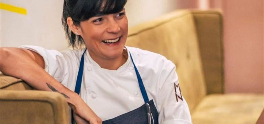 Manu Buffara, destacada chef brasileña
