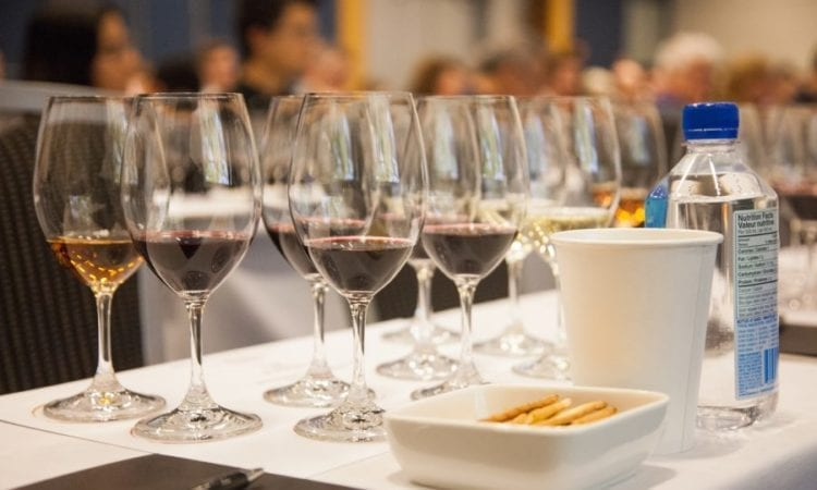 Bodega Garzón em Vancouver International Wine Festival