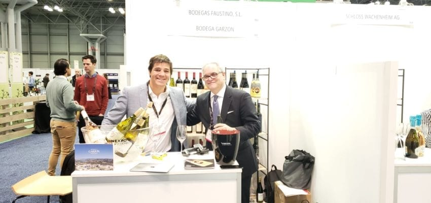 We participated once again in Vinexpo New York