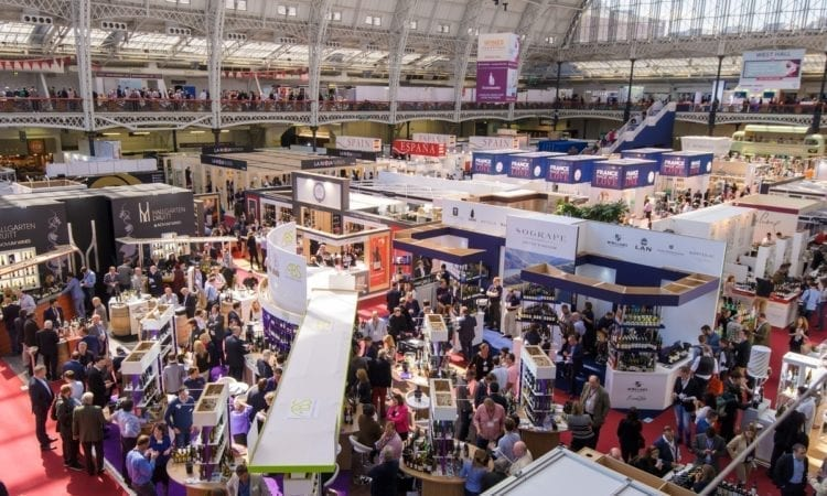 London Wine Trade Fair 2019