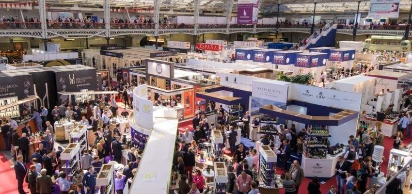 London Wine Trade Fair 2019