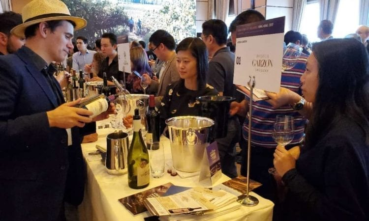 Great Wines of the Andes Asia 2019