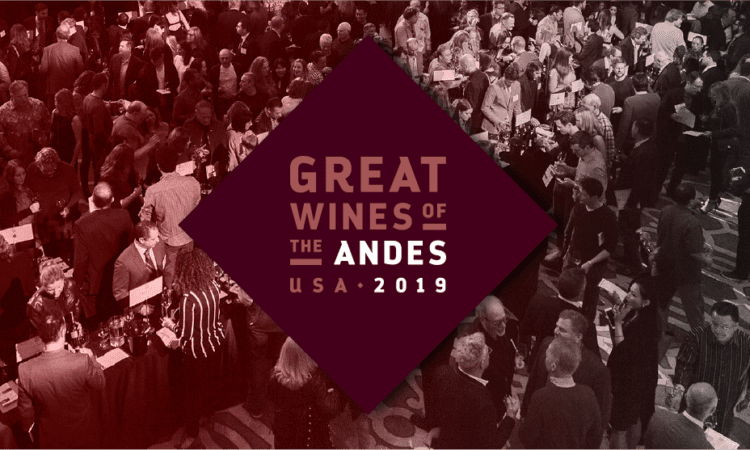 Great Wines of the Andes 2019