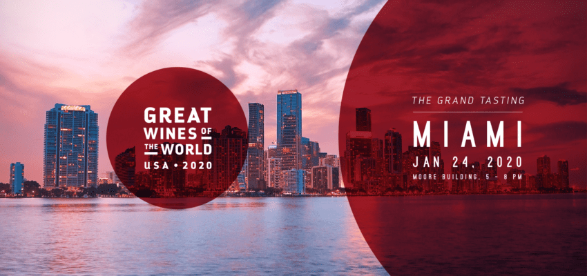Great Wines of the World Miami