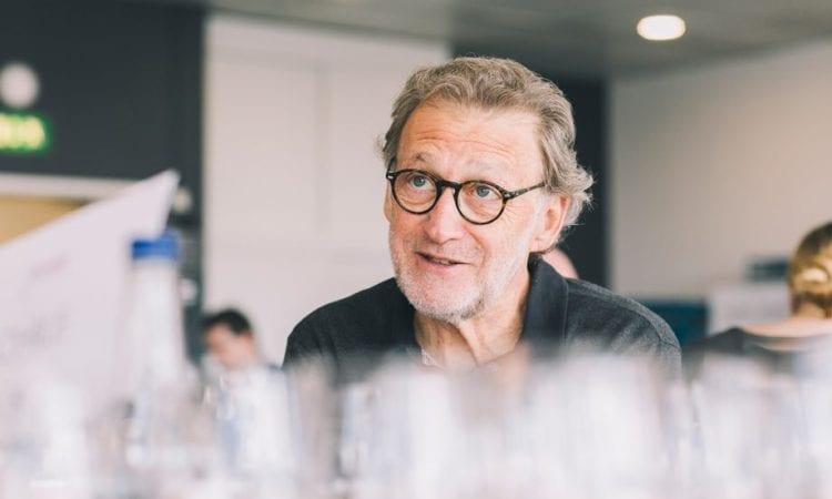 Jorge Lucki destacó nuestros vinos