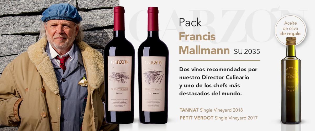 Pack Francis Mallmann
