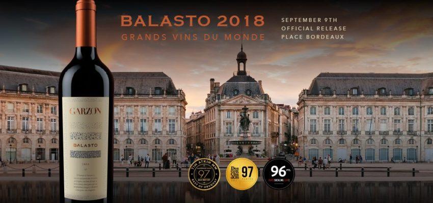 Balasto Release en Place de Bordeaux